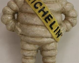 Cast Iron Michelin man