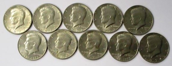 Franklin coins