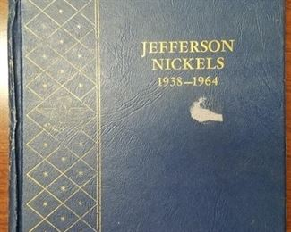 Jefferson Nickels book