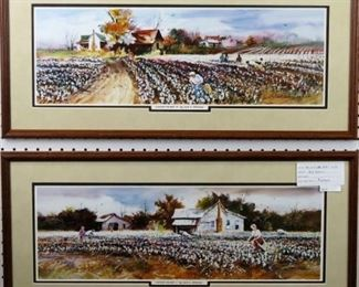 Cotton Pickin I&II by Jack Deloney