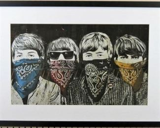 Beatles Bandana