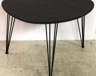 Sarried hairpin leg table