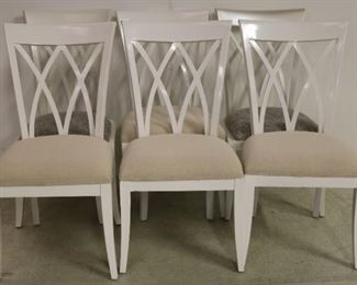 Set of Alden Parkes dining chairs