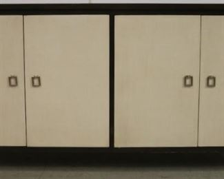 Four door credenza by Guildmaster
