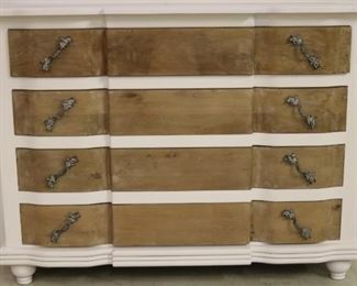 4 Drawer chest by Iron Butterfly