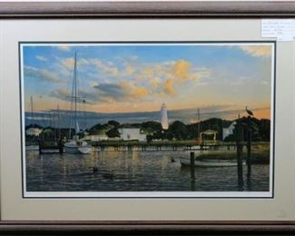 Ocracoke Memories by Philip Philbeck 185/950