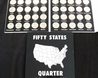 State quarter collection
