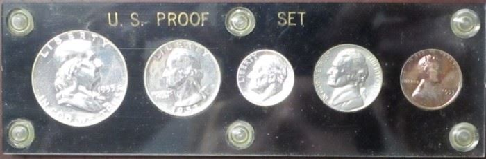 1953 US Proof set