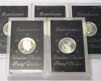 Eisenhower proof dollars
