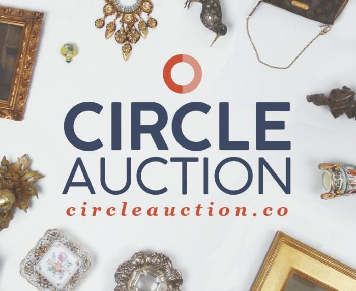 Full auction details at CircleAuction.co