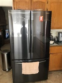 Samsung Refrigerator less than an year old.