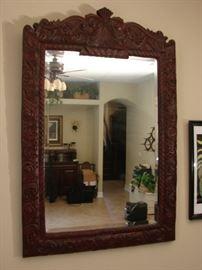 """Mirror 63"""" tall X 41"""" W $85.00"""