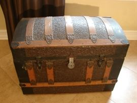 Steamer Trunk $150.00