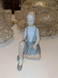 $50 Lladro figurine.