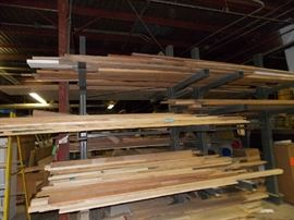 Lumber And Racking