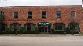 Great Vintage Houston Building