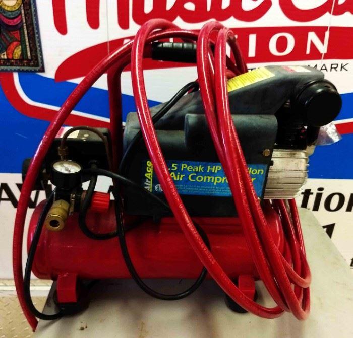 AirAce 1.5 Peak HP 2-Gallon Air Compressor