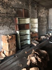 Wood Boxes Crates