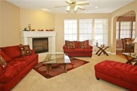 Haverty's Living Room Set , rug not included.