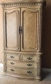 French Giverny Armoire