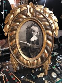 Gilt-wood Picture Frame
