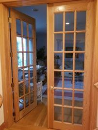 Great set of interior doors