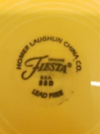 Fiesta Ware!