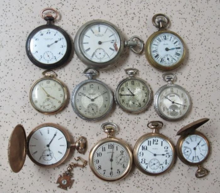 Pocket Watches - All 1 Lot