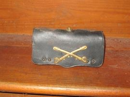 1878 Indian War Cartridge Box