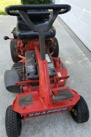 Snapper mower mulcher