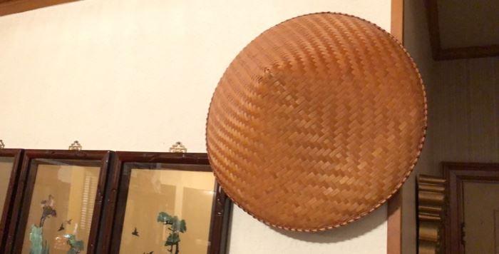 Rice/Straw Sun Hat