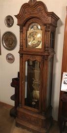 Howard-Miller Grandfather Clock