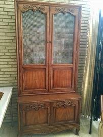 Vintage 1960's Henredon cabinet
