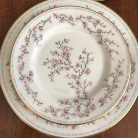 China by Gorham, place settings for 7