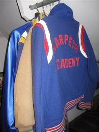 Vintage Harpeth Academy jackets and other vintage clothes