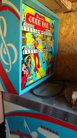 Juke Box pinball machine-not working