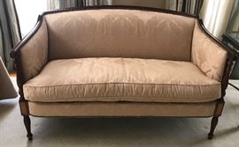 Hickory Chair loveseat
