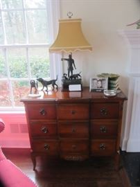 WE HAVE A PAIR OF THESE REPRODUCTION LOUIS 15TH COMMODES