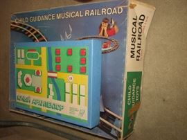 Musical railroad