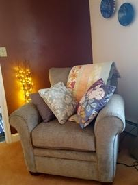 Like new-Lazboy armchair