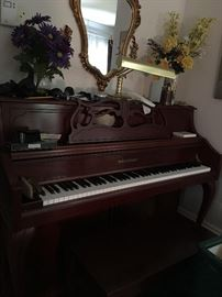 Beautiful piano. $75