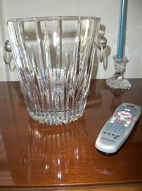 Large Waterford Ice Bucket