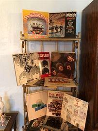 Beatles Records! Several duplicates!