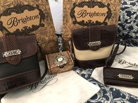 Lots of Brighton items at this sale!