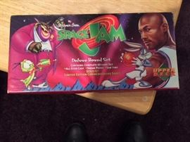 Space Jam Deluxe Boxed Set.