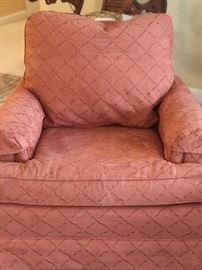 Perfect for the TV room, office or a fit for a large bedroom. Excellent condition.