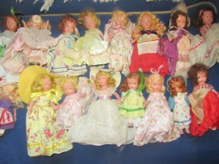 More Story Book Dolls
