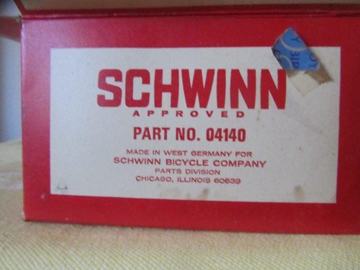 Schwinn part in original box