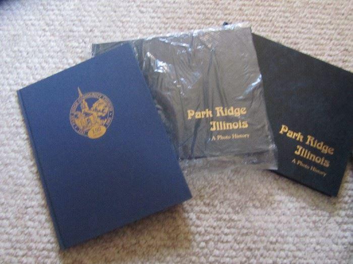 Park Ridge books