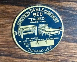 Ta-Bed Logo